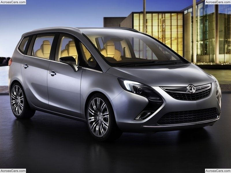 Vauxhall Zafira Tourer Concept 2011 Car Cool Cars Geneva