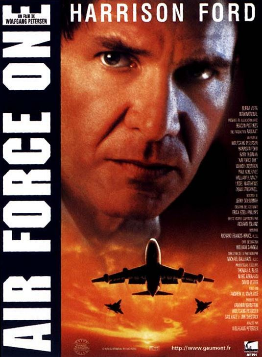 Nonton Film Air Force One : nonton, force, Force, Movie, Poster, Film,, Ones,, Movies, Online
