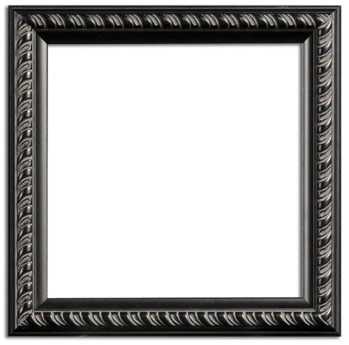 Gallery Solutions Empty Accent Picture Frame, Rope, 8-Inch by 8-Inch ...