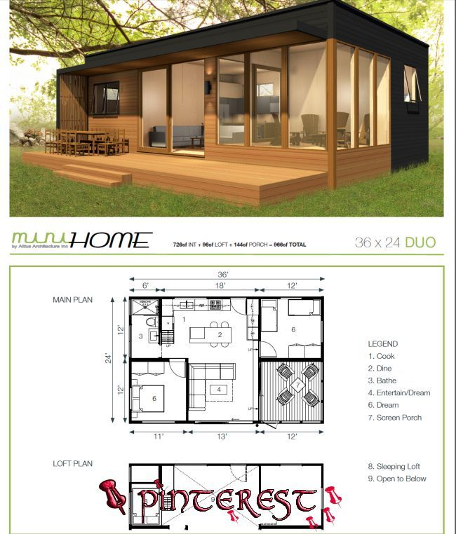 Calimini Duo 36 X 24 Png Little House Plans Small House Design Tiny House Cabin Calimini Duo 36 X 24 Little House Plans Tiny House Cabin Sims House Plans