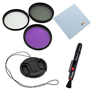 GTMax 55mm 3pc High Resolution Filter(UV CPL FLD) Kit + Lens Cap with Strap + Lens Pen Cleaning Kit for Sony A230 A290 A350 A380 A390 A850 A700 A900 SLT-A33 A55V A35 A37 A57 A65 A77 A99 with 18-55mm, 55-200mm, 75-300mm Lenses - http://electmecameras.com/camera-photo-video/accessories/binocular-accessories/gtmax-55mm-3pc-high-resolution-filteruv-cpl-fld-kit-lens-cap-with-strap-lens-pen-cleaning-kit-for-sony-a230-a290-a350-a380-a390-a850-a700-a900-slta33-a55v-a35-a37-a57-a65-a7