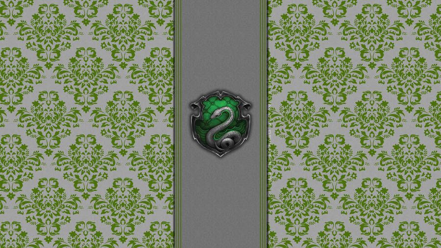 Hogwarts House Wallpaper Slytherin by TheLadyAvatar