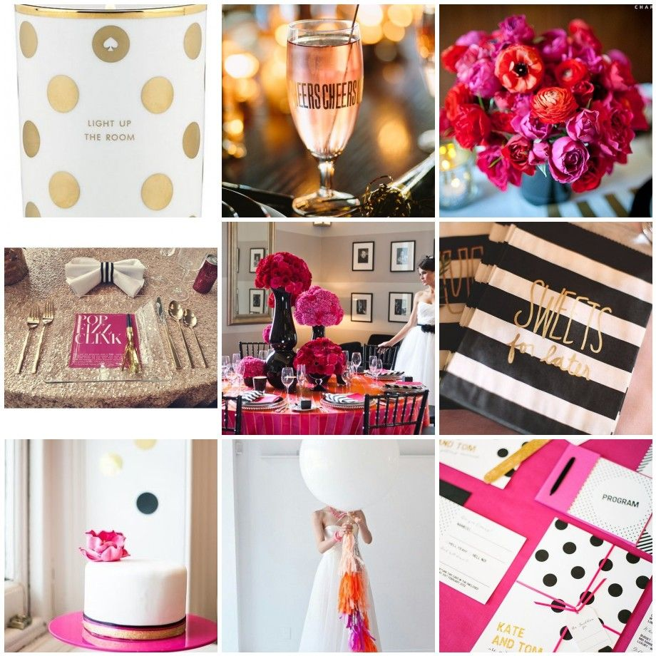 kate spade wedding inspiration | wedding inspiration | kate