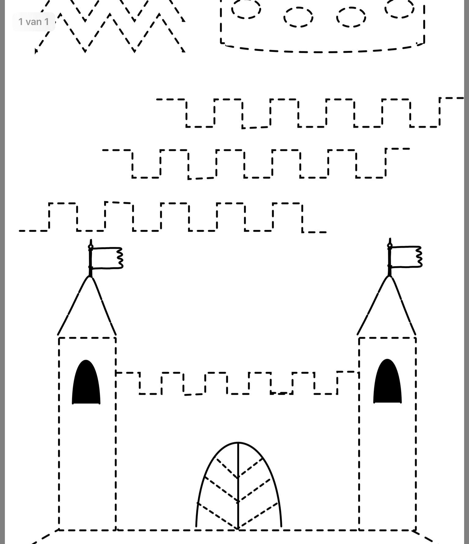 Afbeelding Van Ridders Van Laureliem Op Preschool