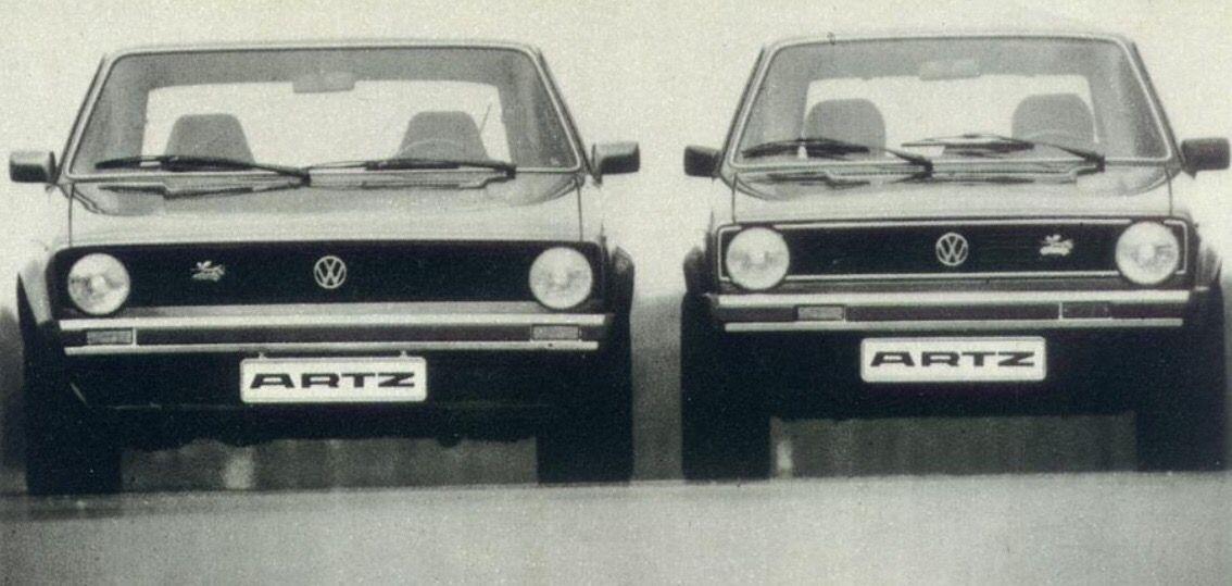 Artz Vw Golf 928