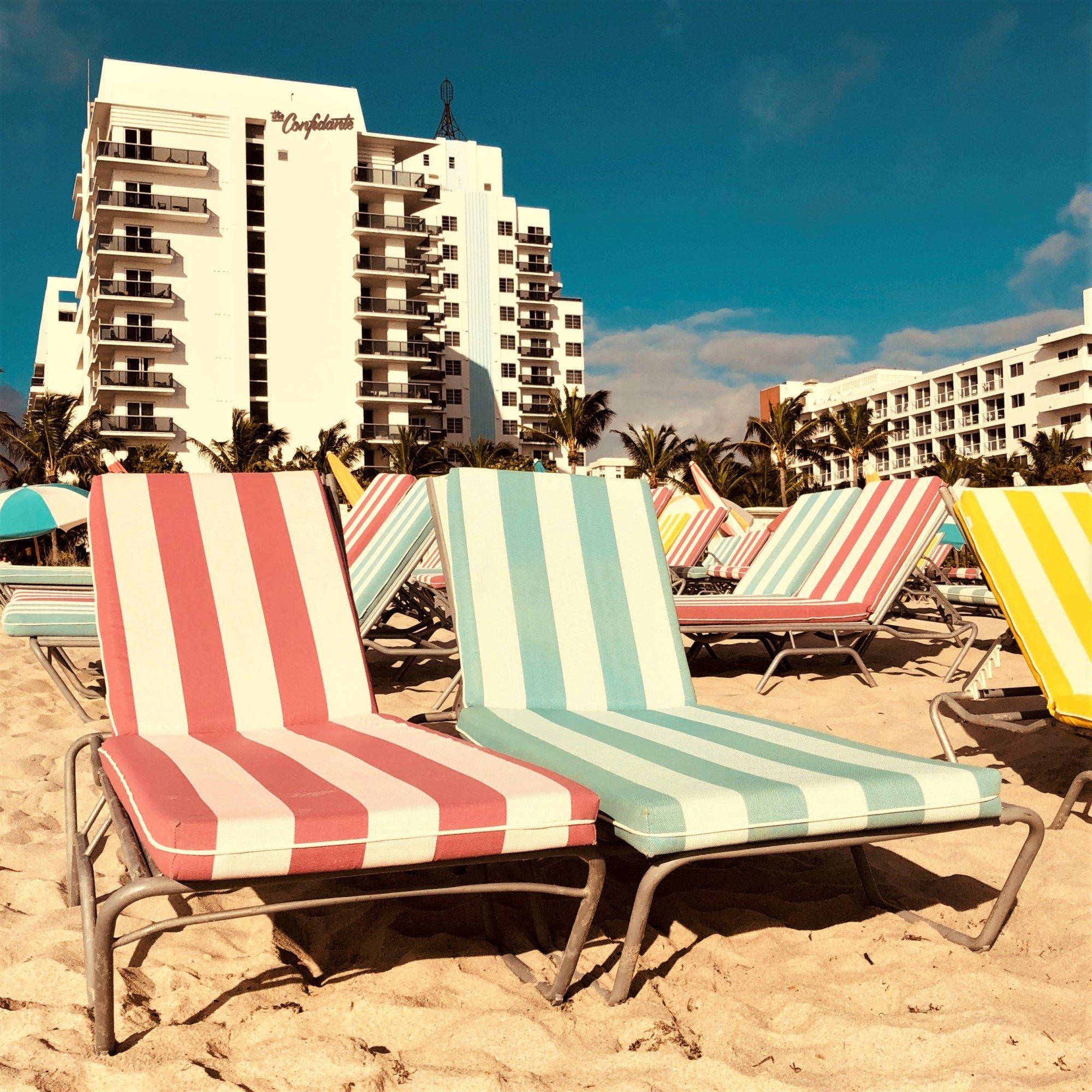 The Confidante Miami Beach Our New Year's Eve Stay
