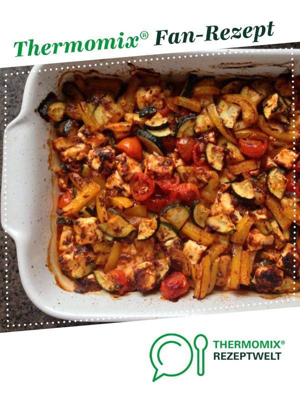 Photo of Mediterranean oven vegetables