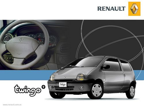 Renault Twingo 2006 Vehicles Car Logos