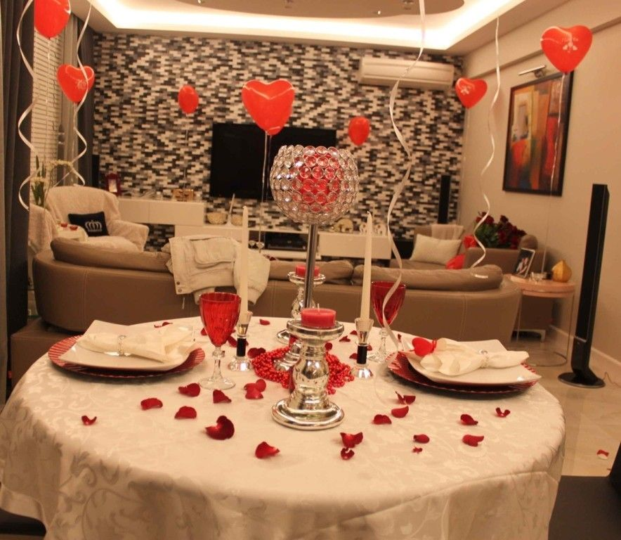 61 Awesome Valentine S Day Decoration Ideas Red Home Decor Small Candles Decor Trending Decor
