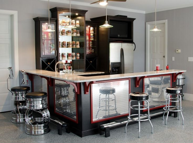 50 Tips and Ideas For a Successful Man Cave Decor | Garage bar, Man Ultimate Home Bar Design on home wet bar, creative home bar, home pub bar, gymnastics home bar, mini home bar, compact home bar, home wine bar, great home bar, basic home bar, home liquor bar, unique home bar, home opener barware bar, luxury home bar, artwork for home bar, wall cabinets for home bar, best home bar, update your home bar, concrete home bar, folding home bar, easy home bar,