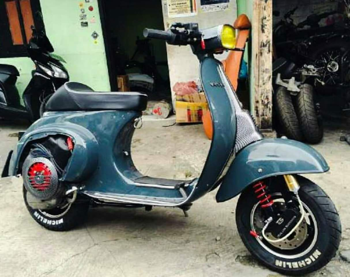 All things Lambretta & Vespa | Vespas | Vespa, Vespa smallframe