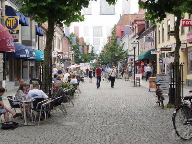Kristianstad, Sweden.
