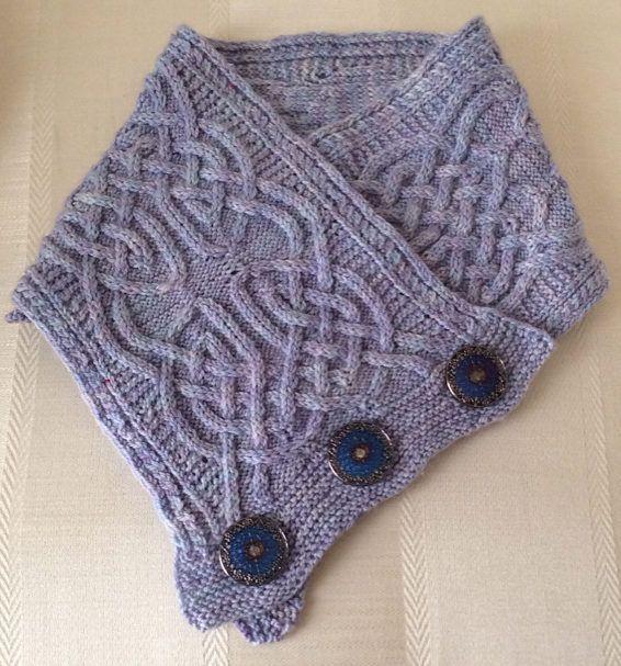 Free St Patricks Day Knitting Patterns Celtic Knots Knit