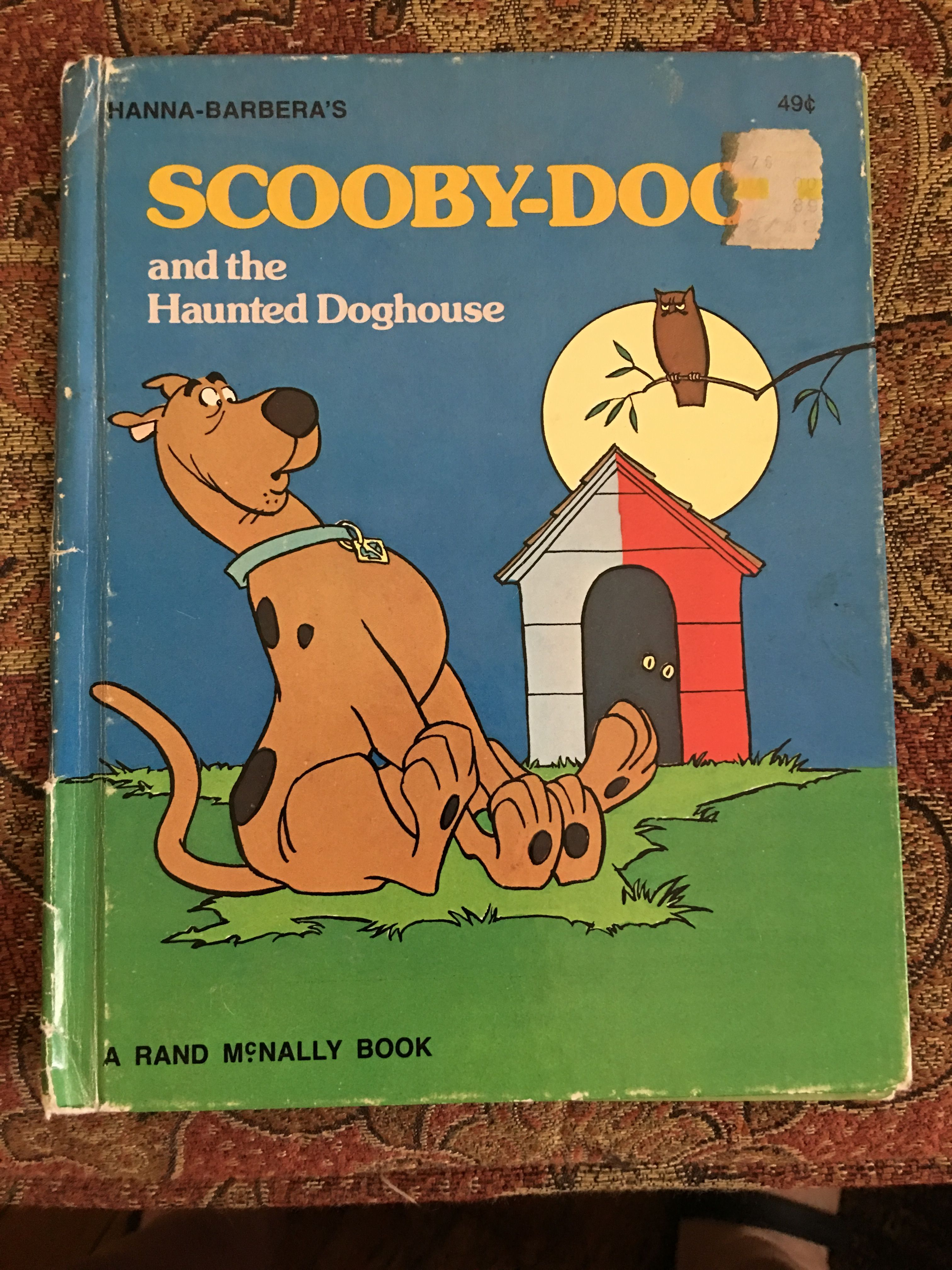Hannabarberas scoobydoo and the haunted doghouse 1975