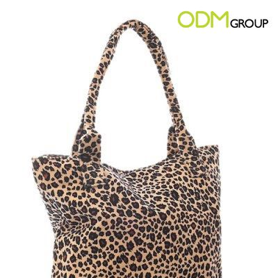 GiGi Leopard Tote Bag Gift with Purchase