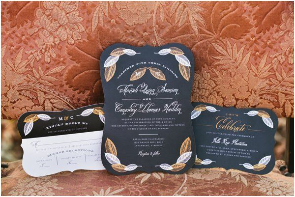 How To Use Nontraditional Fall Wedding Colors For A Stunning Event Fall Wedding Colors Wedding Ideas Board Creative Wedding Invitations