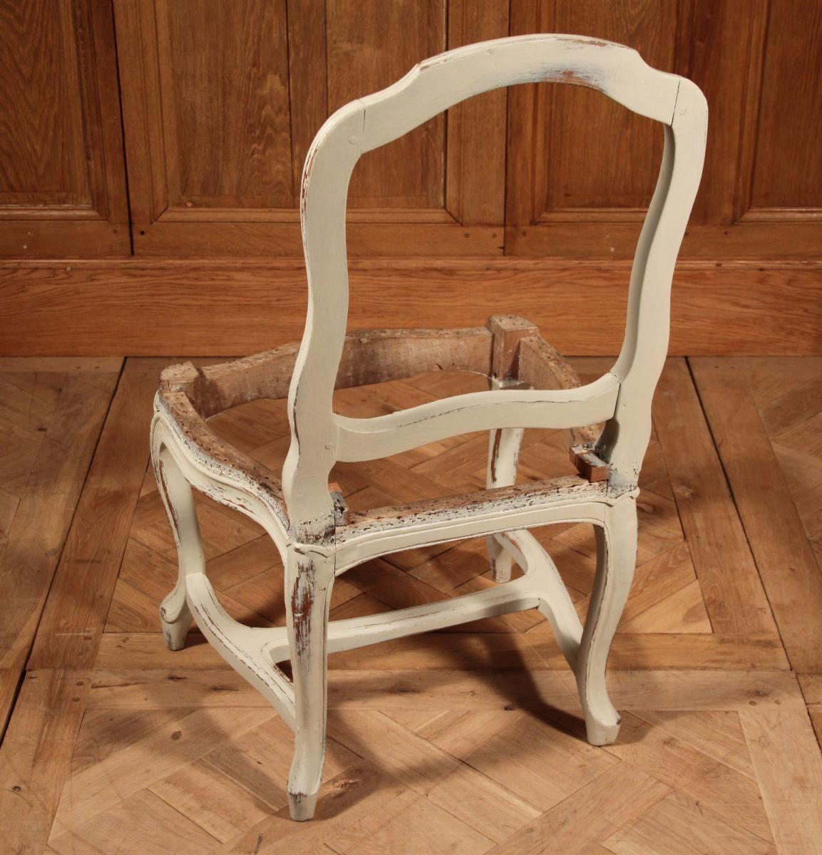 Chaise De Georges Jacob, Galerie Pellat De Villedon, Proantic