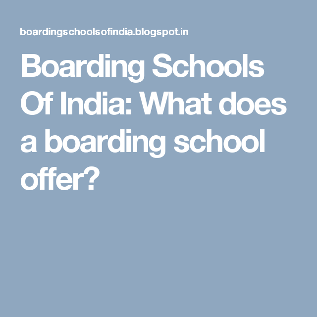 Resume Parsing Gorgeous Boarding Schools Of India What Does A Boarding School Offer .
