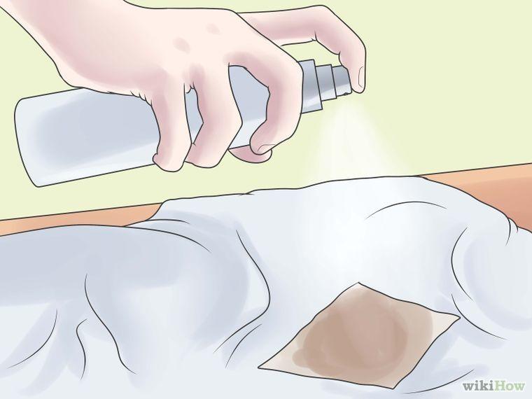 Frische und alte Fettflecken aus Kleidungsstücken entfernen ...