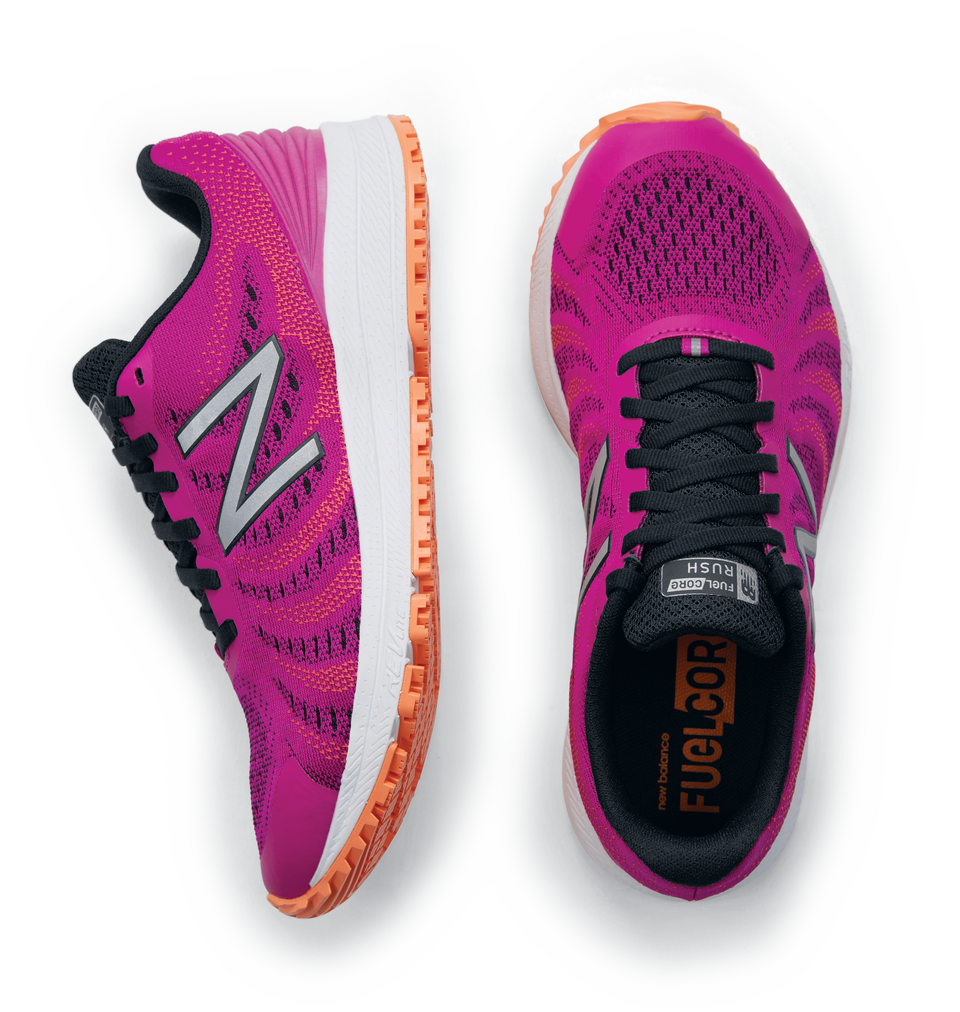 hot pink new balance sneakers