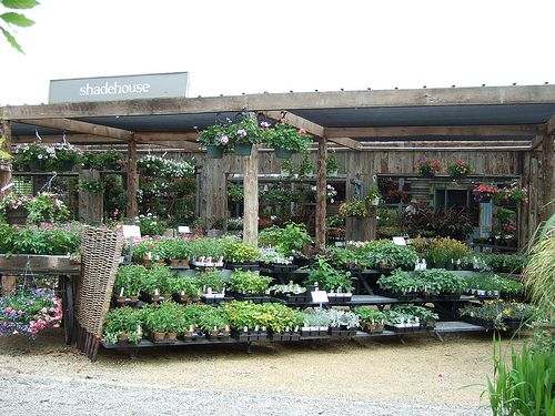 Terrain At Styers Nursery Garden Center Displays Garden