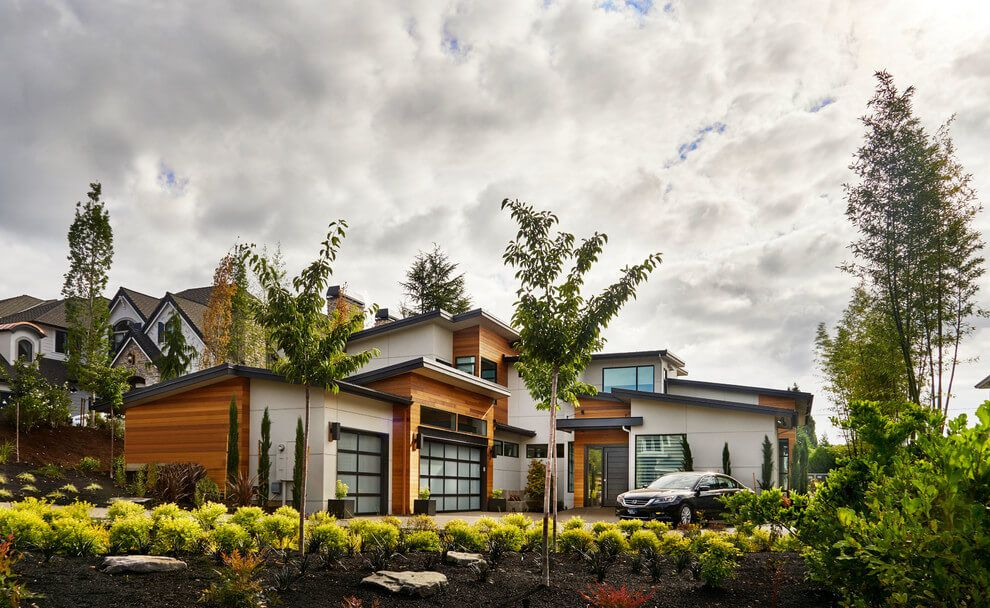 Contemporary Single Family House Situated In Portland Oregon Designed By Garrison Hullinger Interior Design