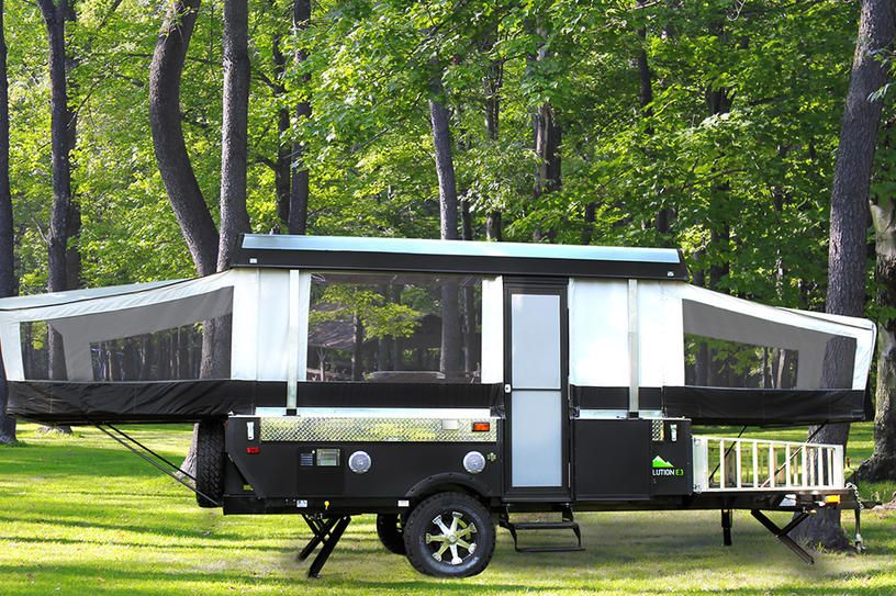 Types Of Pop Up Camper Trailers Differences Pop Up