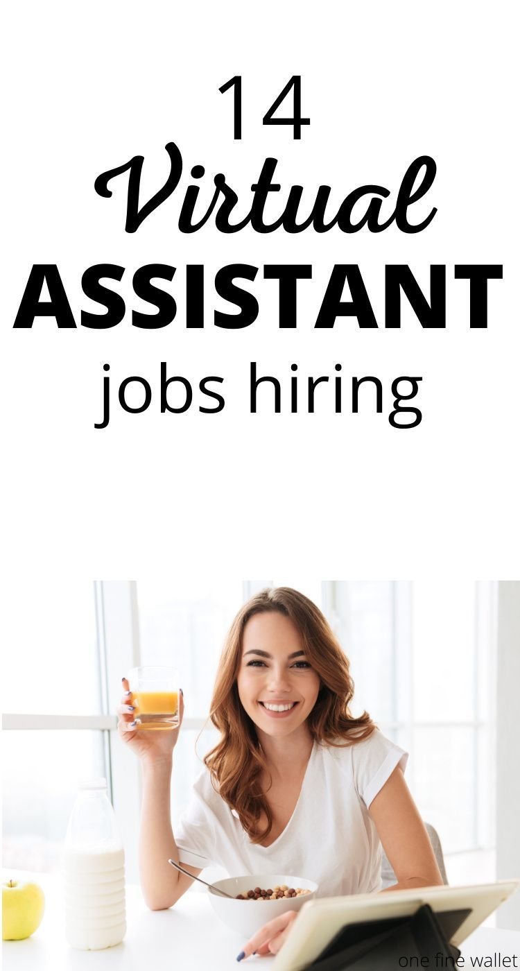 Virtual Assistant Jobs (Part time, Online Jobs) One Fine