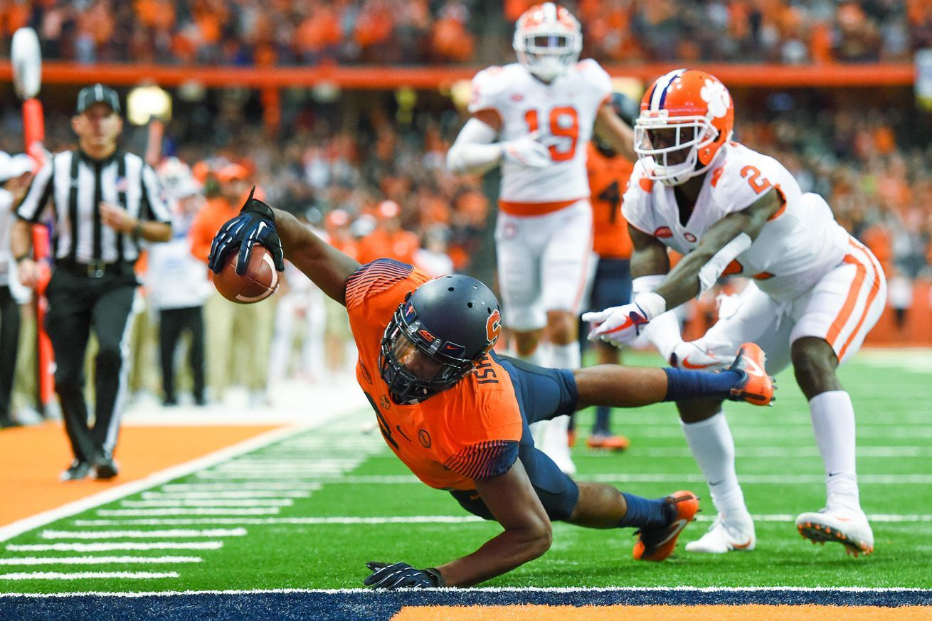 A waytooearly look ahead at Syracuse's 2018 schedule
