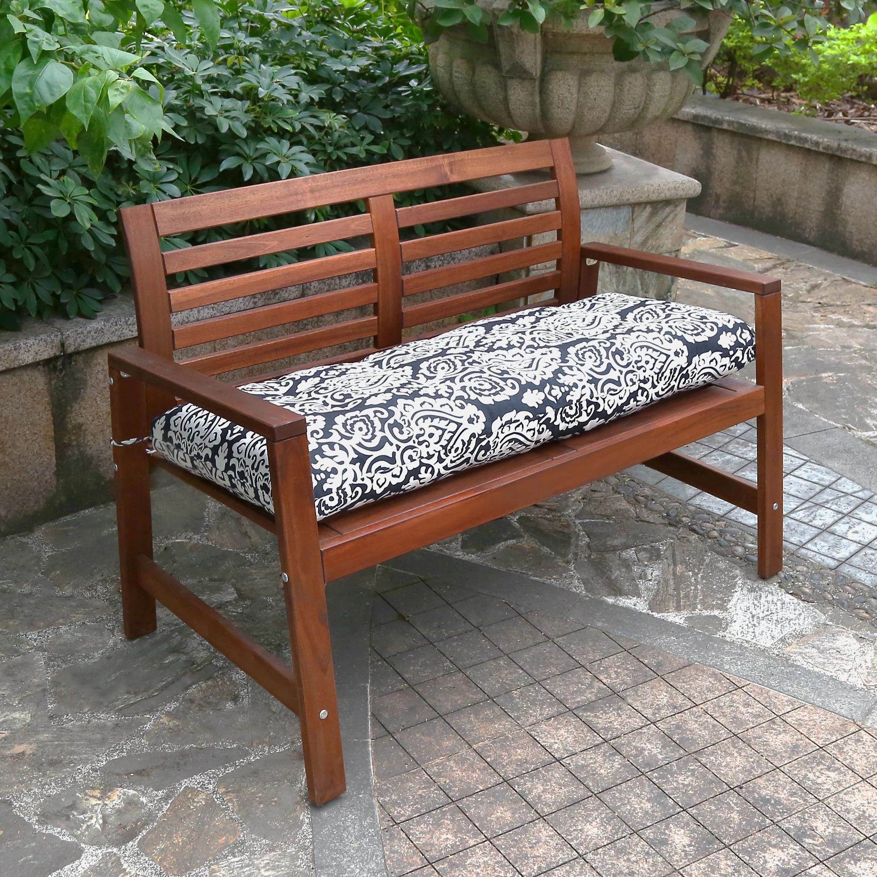 lnc outdoor chair cushion patio bench