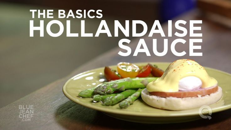 How to Make Hollandaise Sauce - The Basics on QVC   - ARE YOU KIDDING ME?! We're...   - Beautiful Sauces - #Basics #beautiful #Hollandaise #KIDDING #QVC #Sauce #Sauces #hollandaisesauce