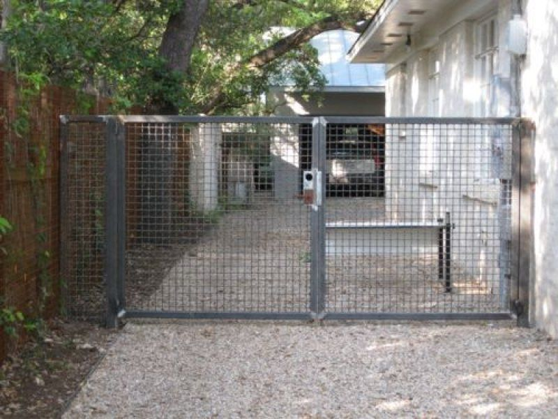 decorative wire mesh FENCE - Google Search | walls and fences ...