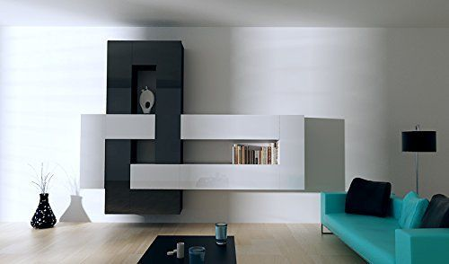 brinn modern wall unit / entertainment center / many price winner