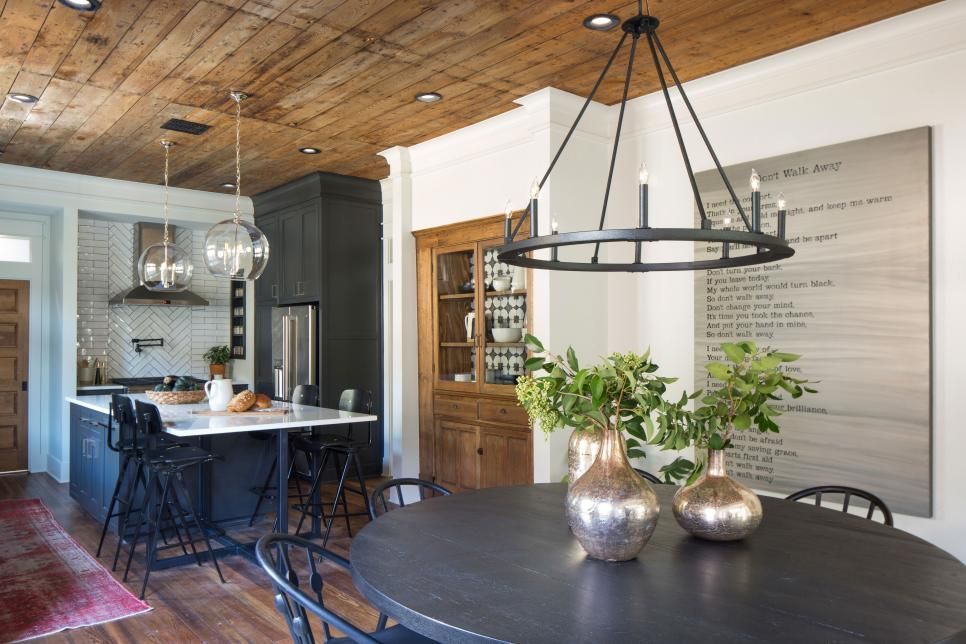 Fixer Upper A Rock Star Renovation Literally Hgtv S Fixer Upper With Chip And Joanna Gaines Fixer Upper Kitchen Fixer Upper Dining Room Fixer Upper House