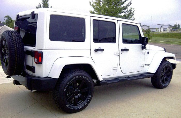 2014 Jeep Wrangler Unlimited Sahara W Altitude Package Http
