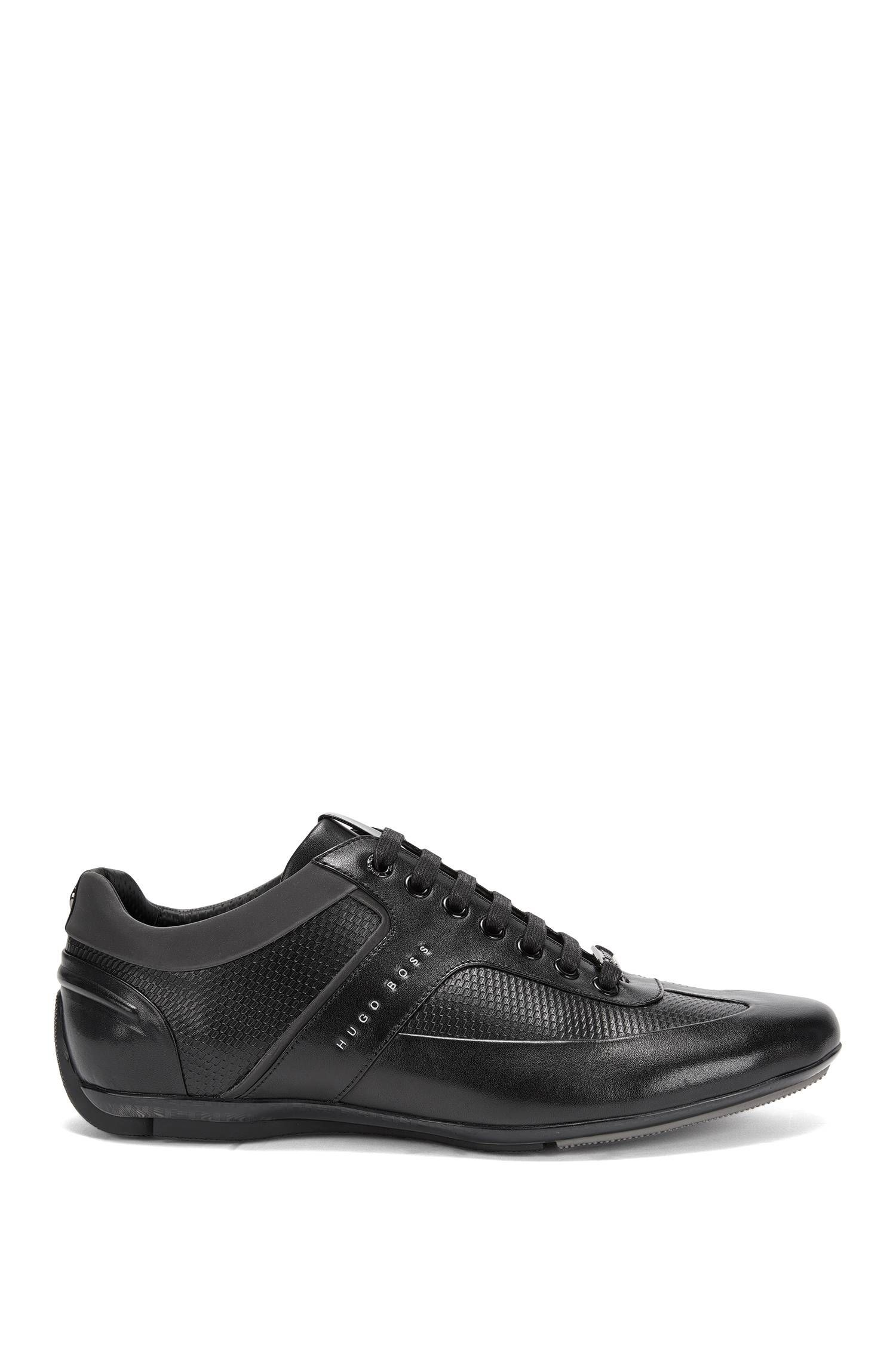 Benz Leather Black Itmb Mercedes SneakerSporty From Lowp rdsQCtBhx