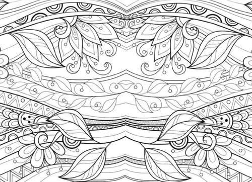 75+ Best Coloring Books for Adults Beautiful patterns, Coloring - copy extreme mandala coloring pages