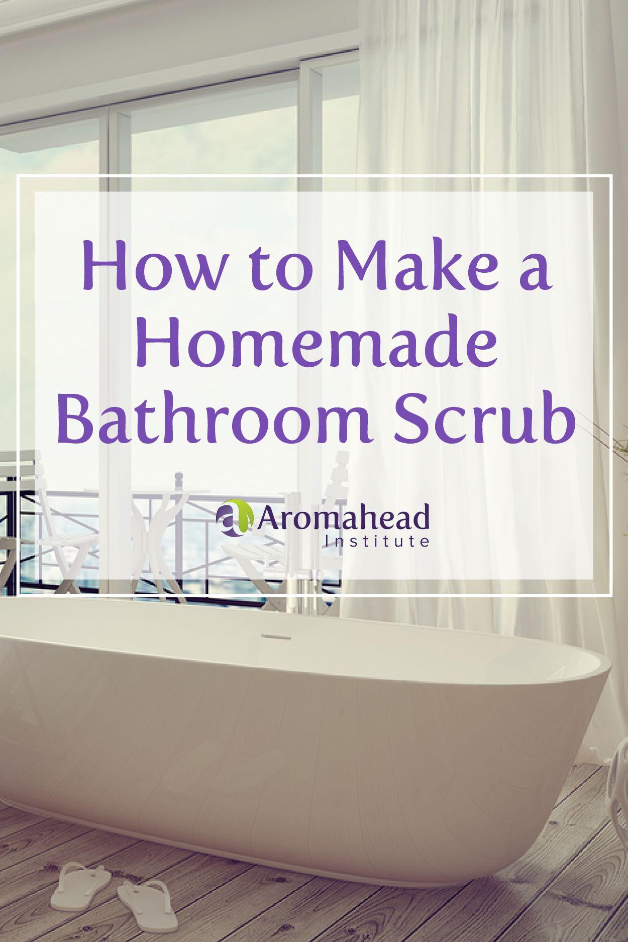 How To Make A Homemade Bathroom Scrub Baking Soda Drain Cleaner