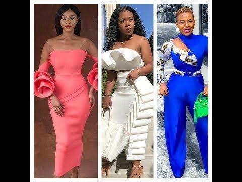 Youtube Fashion Wedding Guest Style Fashion Aso Ebi Dresses