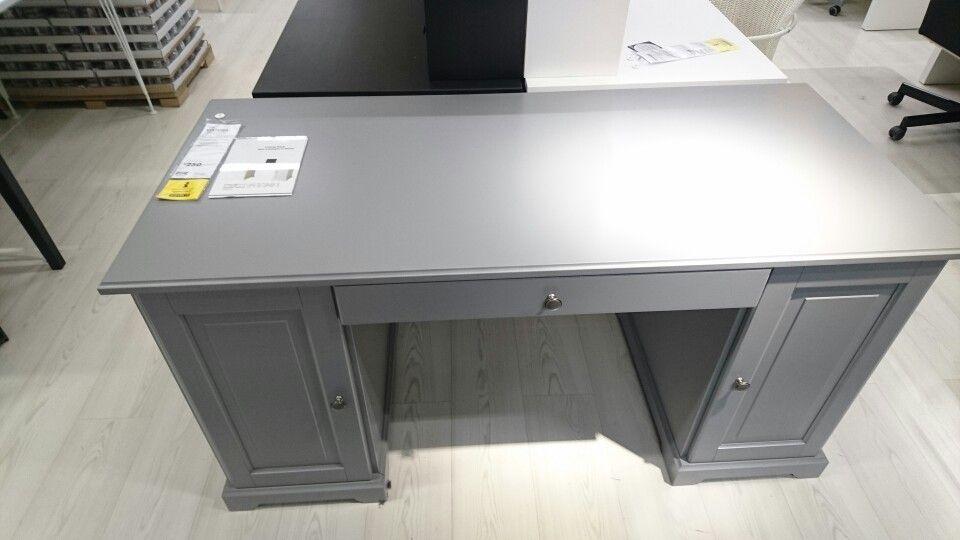 Ikea liatorp grey £ counter shop ideas
