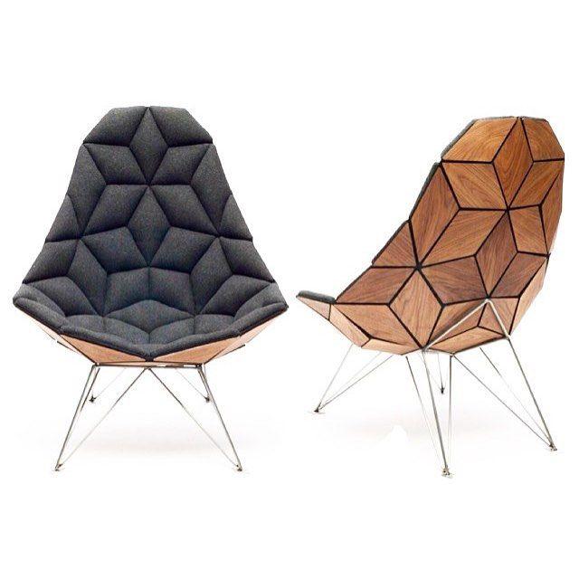 Pin tillagd av foster ginger p home decor chairs for Polygon produktdesign