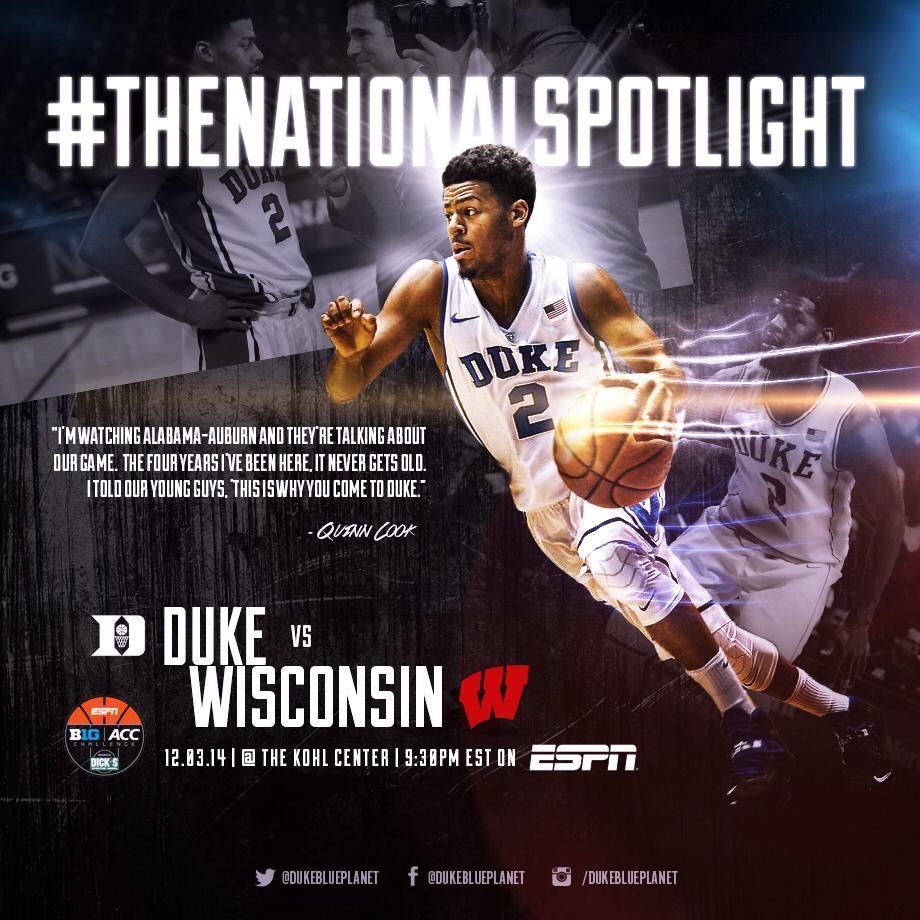 Quinn Cook in 2020 Duke vs, Quinn, Duke basketball
