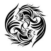 Pisces Tribal Tattoos | Zodiac Tattoos, Tattoo Designs Gallery – Unique Pictures…  Pisces Tribal Tattoos | Zodiac Tattoos, Tattoo Designs Gallery – …