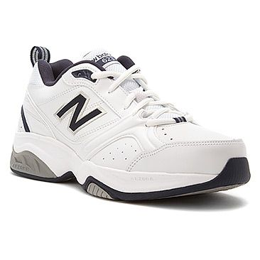 New Balance Mens Shoes White Cross Training Shoes