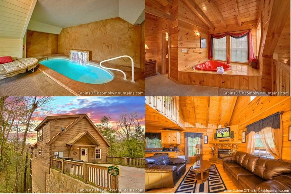 in tennessee special beary bedroom cabins a pool online view fulcramqggz rentals with gatlinburg indoor rental cabin