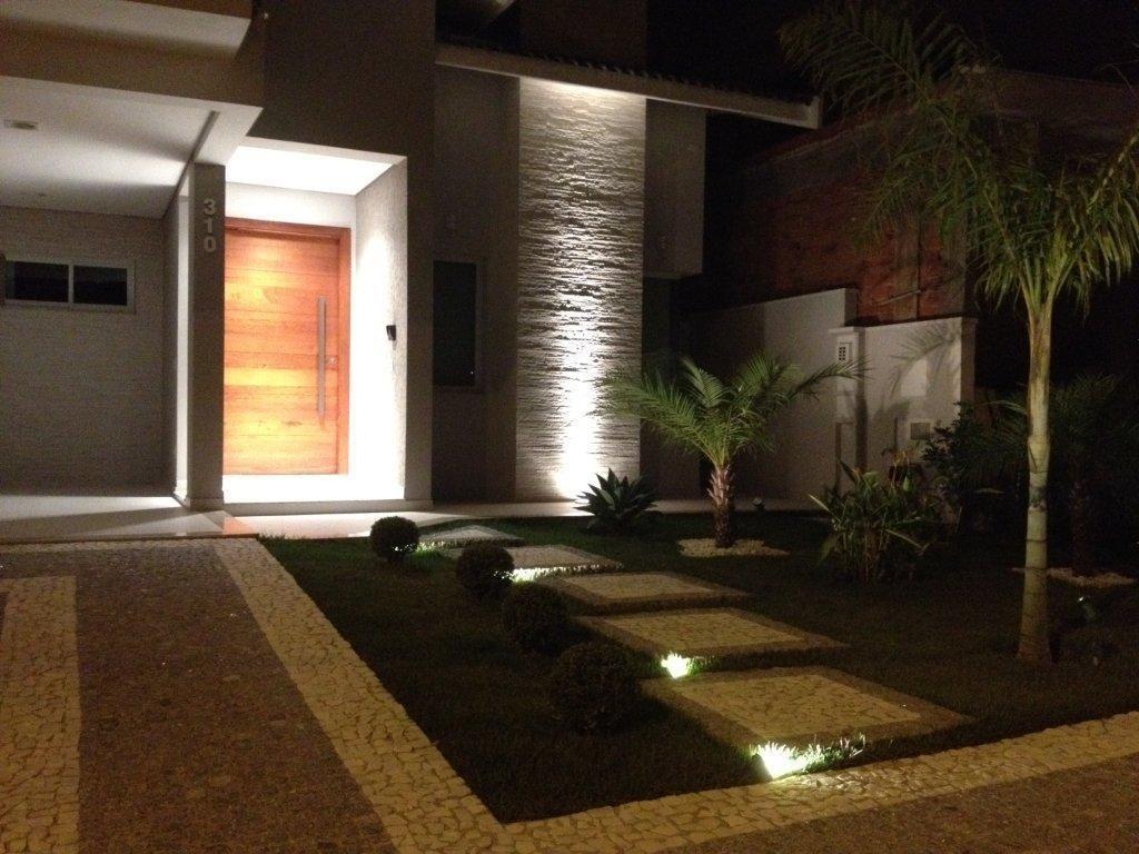 Iluminacao externa for Iluminacao na piscina e perigoso
