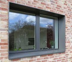 bildergebnis f r aluminium fensterlaibung fassade. Black Bedroom Furniture Sets. Home Design Ideas