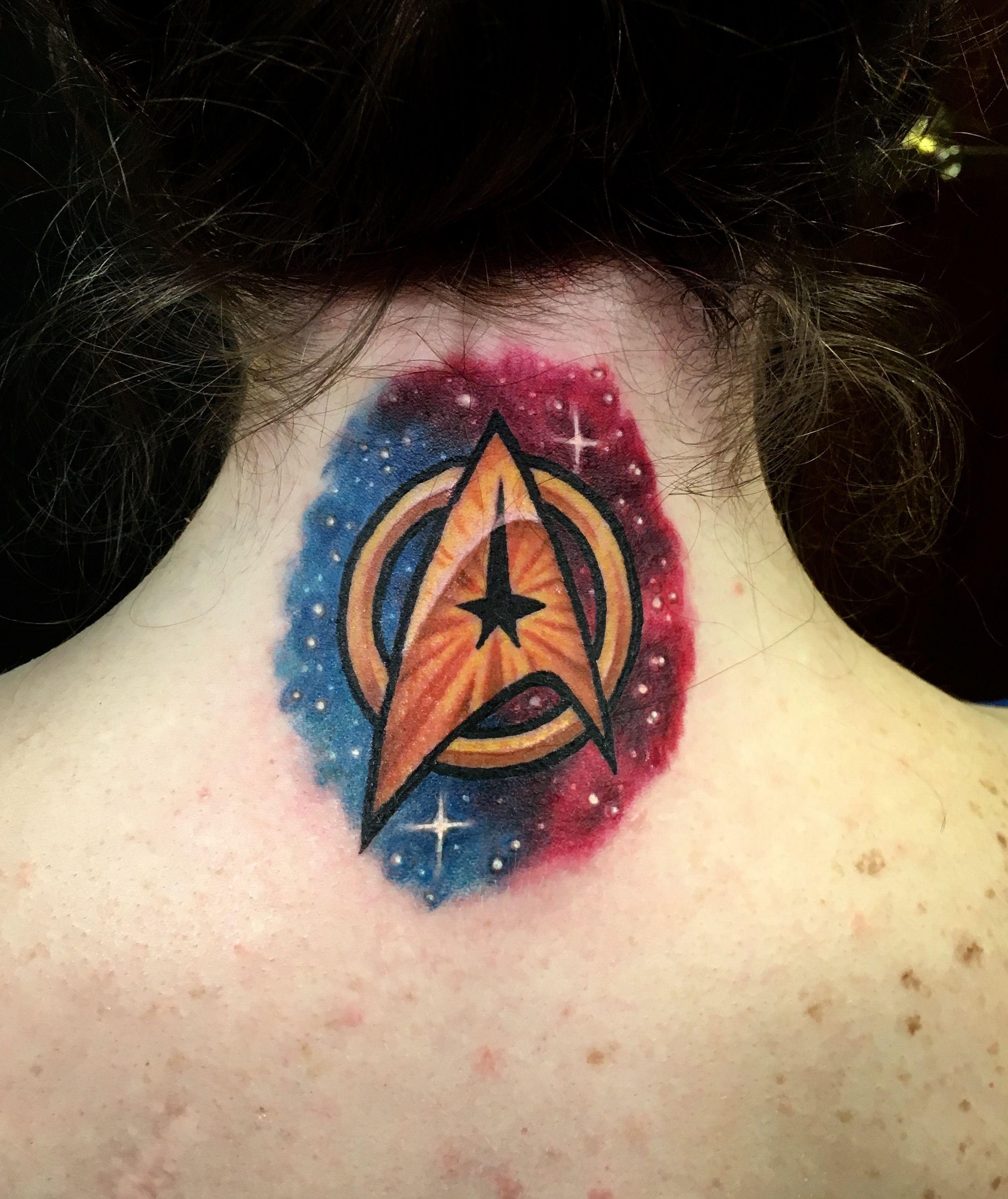 Immortal images steve huntsberry tattoos star trek space