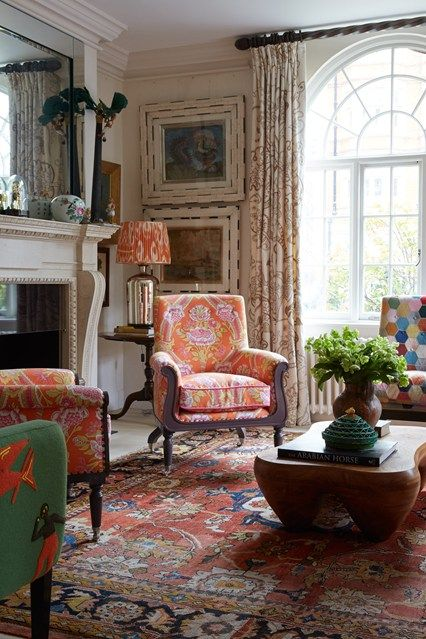 Discover the work of the world best interior designers on HOUSE. As Ham  Yard designer