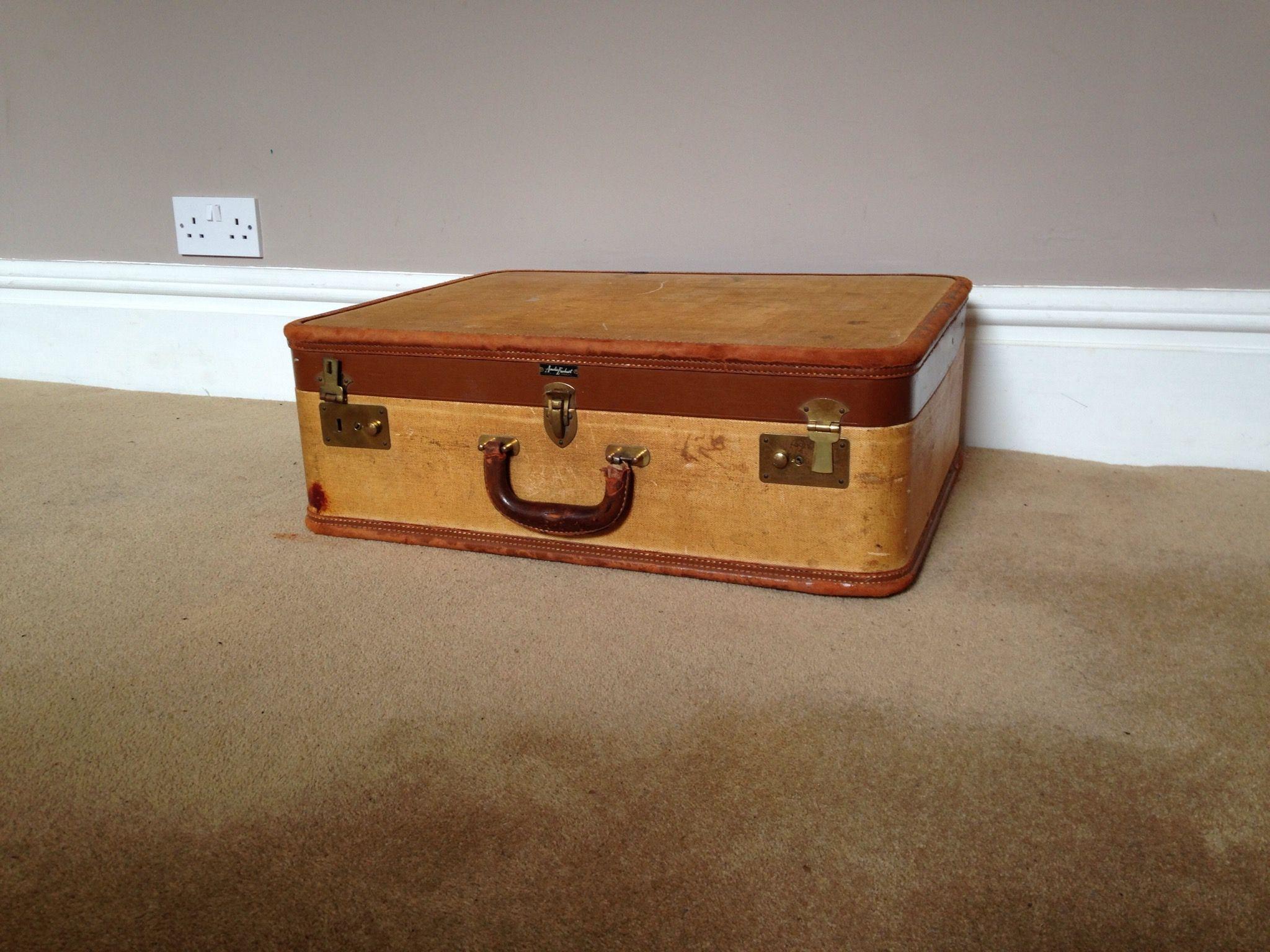 Vintage Amelia Earhart Suitcase